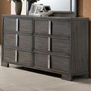 New Classic Edgewater Dresser