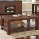 New Classic Fairway Cocktail Table - Item Number: T1002-10