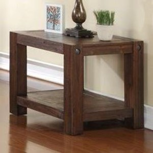 New Classic Fairway End Table