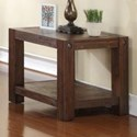 New Classic Fairway End Table - Item Number: T1002-20