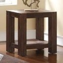 New Classic Fairway Chairside Table - Item Number: T1002-23