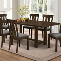 New Classic Frisco Dining Table - Item Number: D2550-10