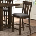 New Classic Frisco Counter Chair - Item Number: D2550-22
