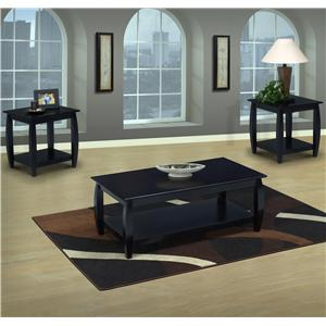 New Classic Harrison 3 Pack of Occasional Tables