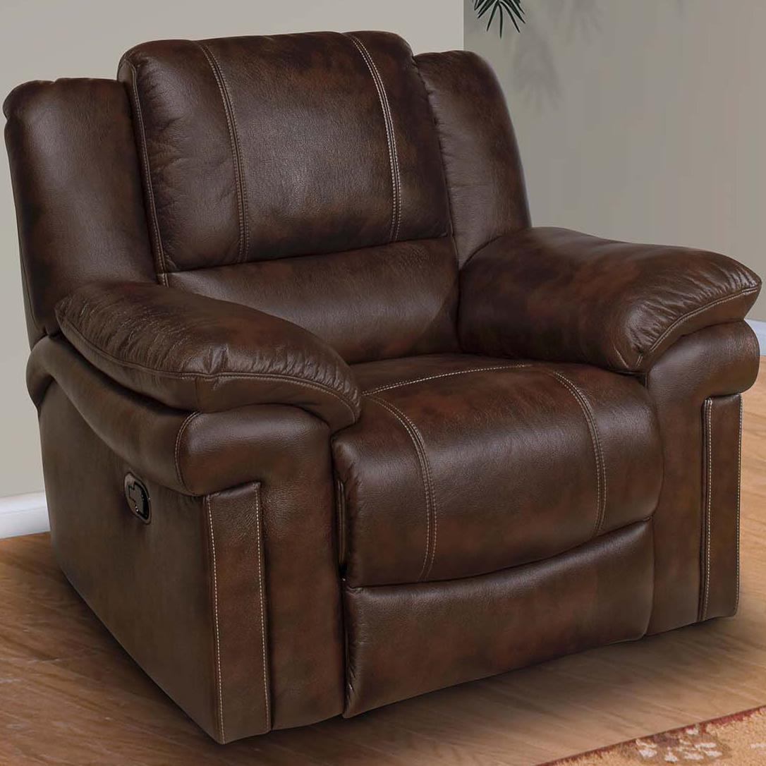 New Classic Hastings Traditional Glider Recliner - Item Number: 20-320-13-SBW