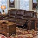 New Classic Hastings Traditional Power Reclining Sofa - Item Number: 22-320-25-SBW