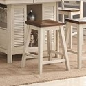New Classic Heather Transitional Counter Stool - Item Number: D1309-26
