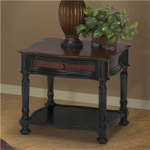 New Classic Jamaica Jamaica End Table