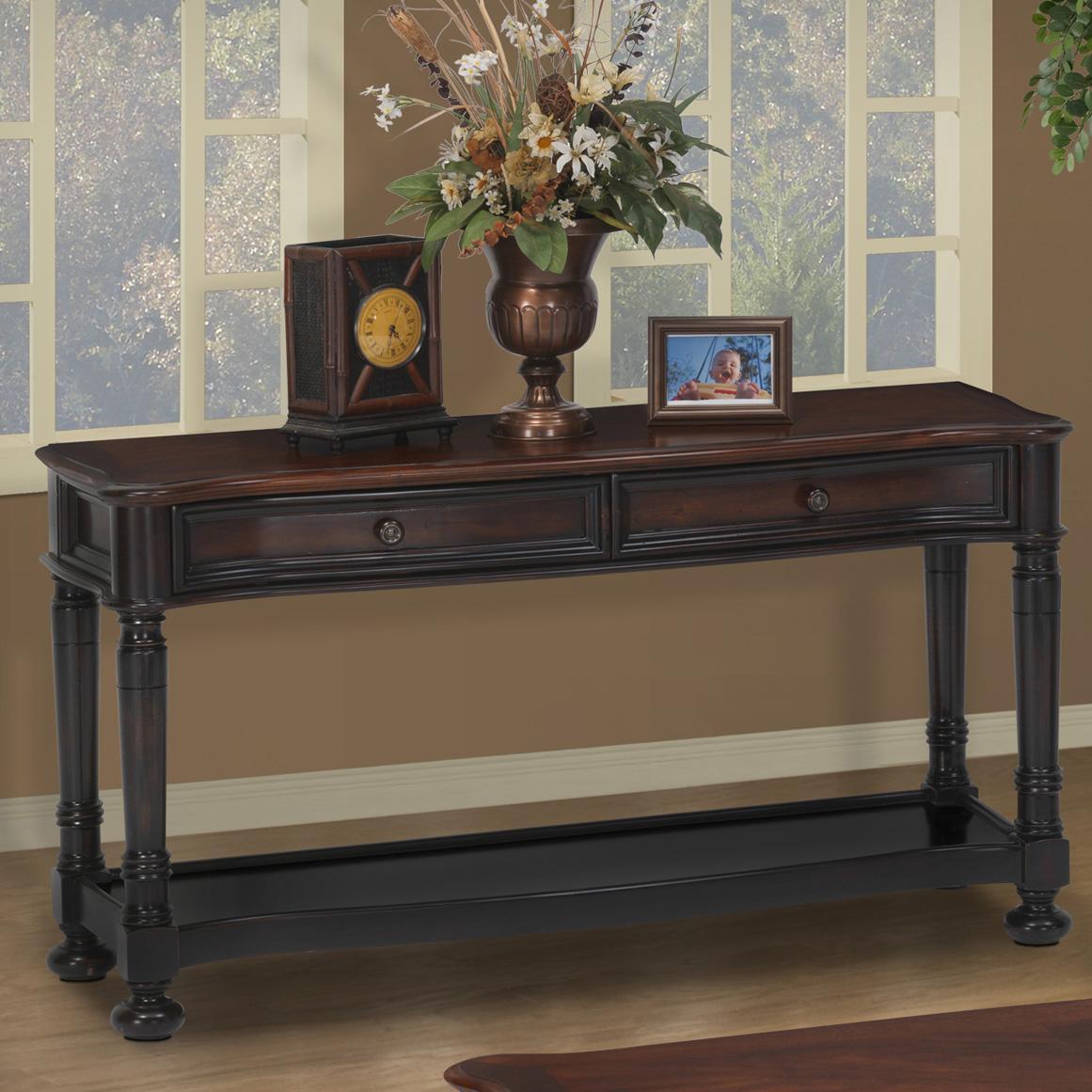 New Classic Jamaica Jamaica Sofa Table - Item Number: 03-0020-50-631