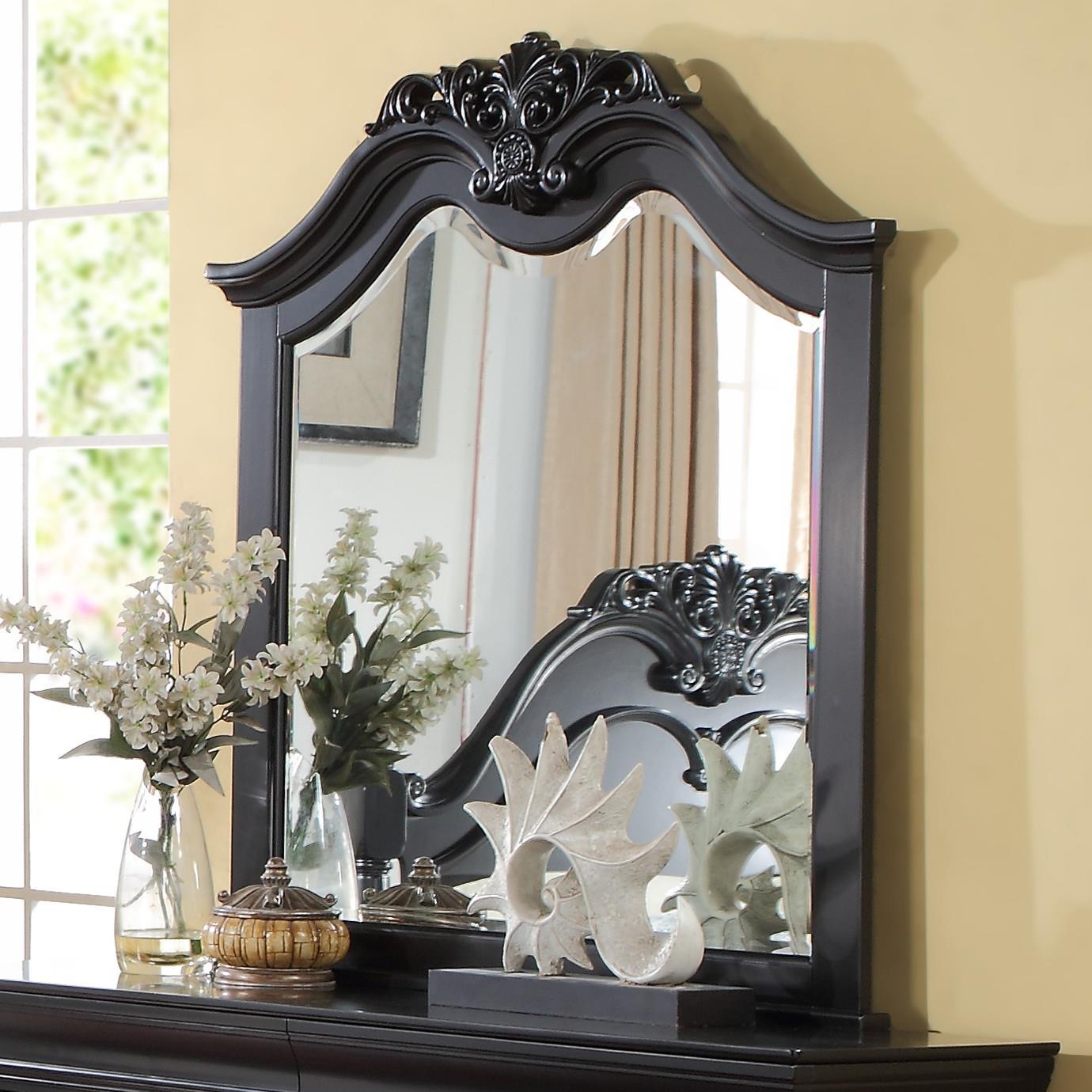 New Classic Jaquelyn Dresser Mirror - Item Number: 00-B8650-060