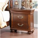 New Classic Jaquelyn Nightstand - Item Number: 00-B8651-040