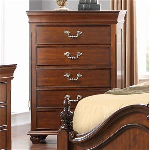 New Classic Jaquelyn Chest of Drawers