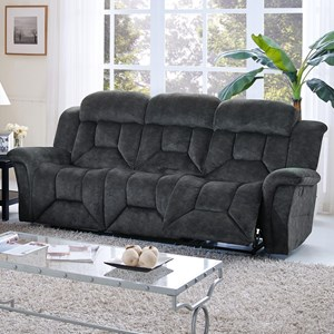 New Classic Jemma Power Dual Recliner Sofa