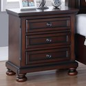 New Classic Jesse Nightstand - Item Number: B3260-040