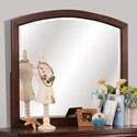 New Classic Jesse Mirror - Item Number: Y3260-062