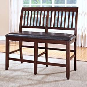 New Classic Kaylee Counter Height Bench