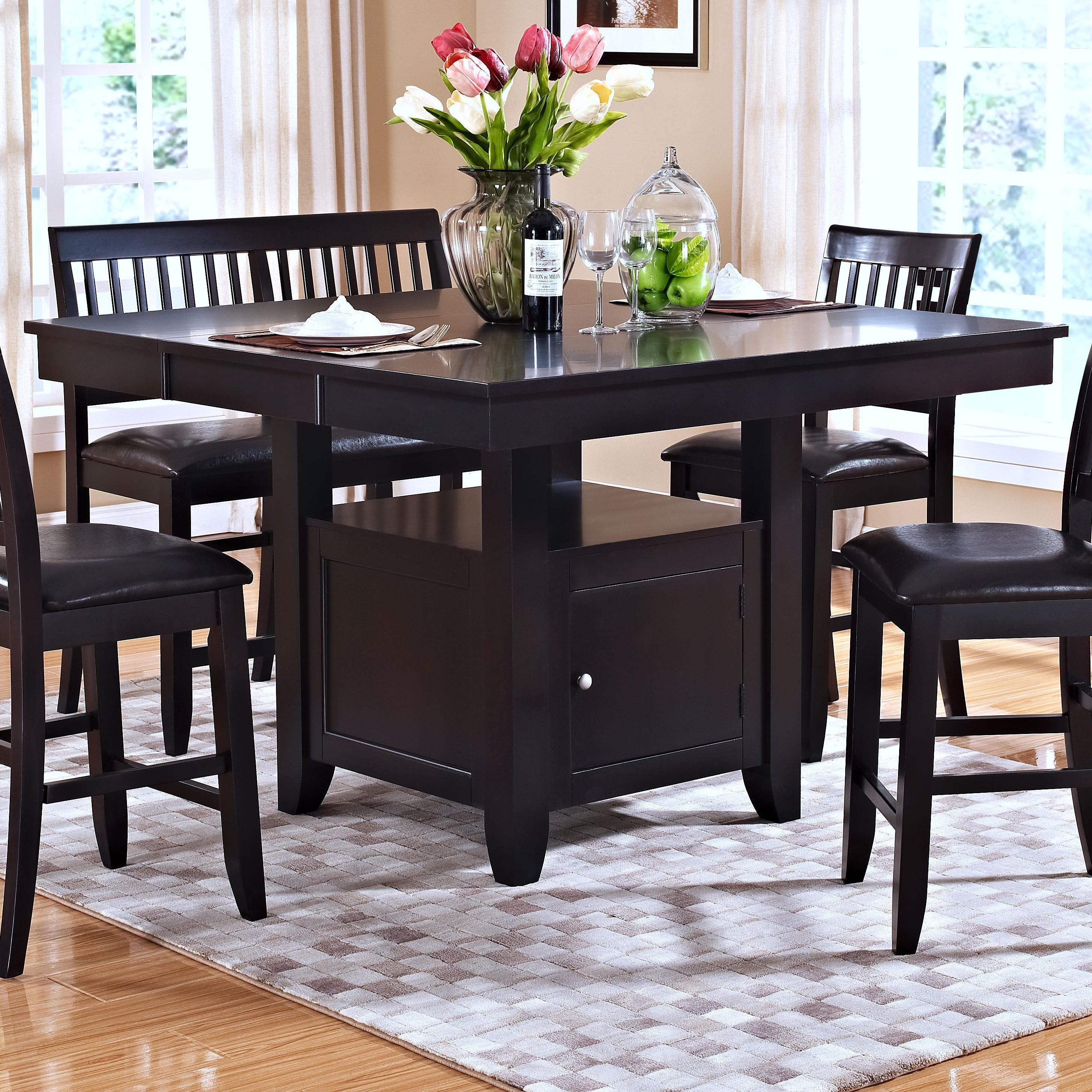 New Classic Kaylee Counter Height Table - Item Number: 45-102-10+B