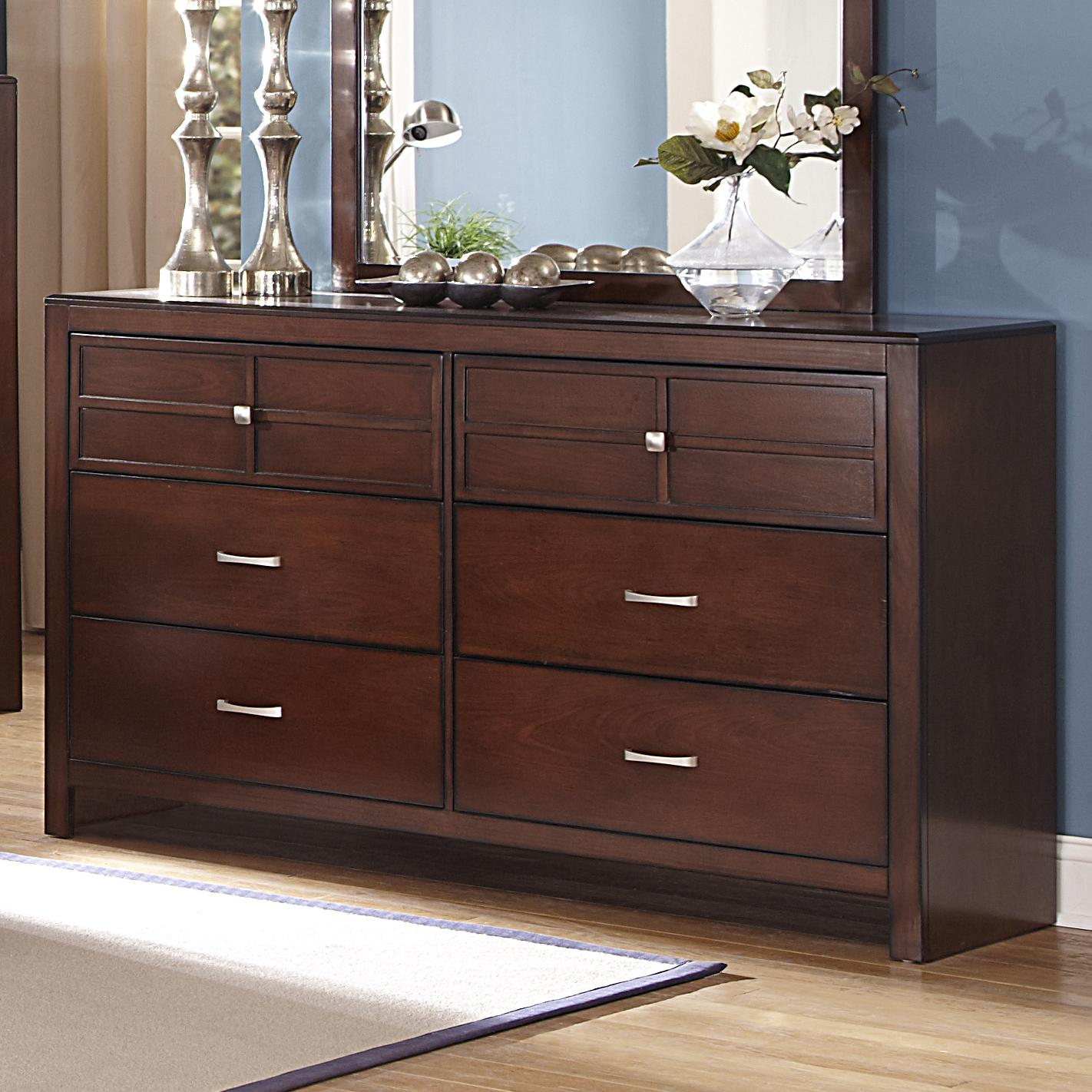 New Classic Kensington 6-Drawer Dresser - Item Number: 00-060-050