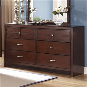 New Classic Kensington 6-Drawer Dresser