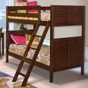 New Classic Kensington Twin/Full Bunk Bed - Item Number: 05-060-518+538+438