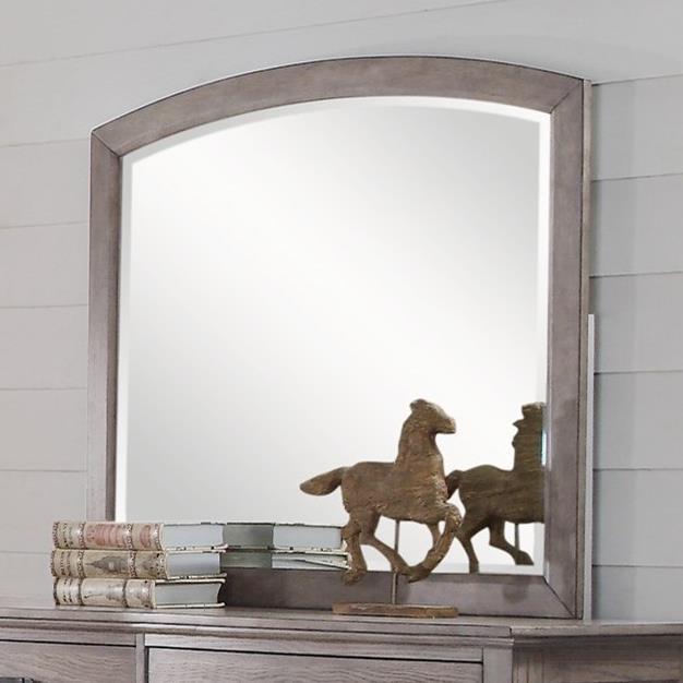 New Classic La Jolla Dresser Mirror - Item Number: B1033-060