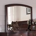 New Classic La Jolla Dresser Mirror - Item Number: B1033B-060