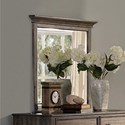 New Classic Lakeport Pewter Mirror - Item Number: 00-220-060P
