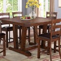 New Classic Lanesboro Counter Table - Item Number: D0376-12+12B