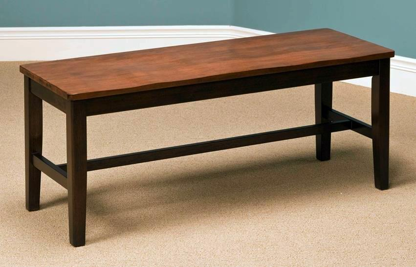 Standard Height Dining Bench Latitudes By New Classic Wilcox Furniture Bench Dining