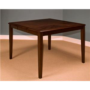 New Classic Latitudes Rounded Corner Counter Table