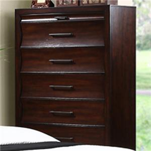 New Classic Lazaro 6-Drawer Chest