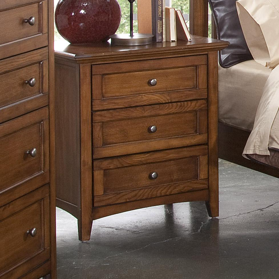 New Classic Logan Nightstand - Item Number: 00-100-040