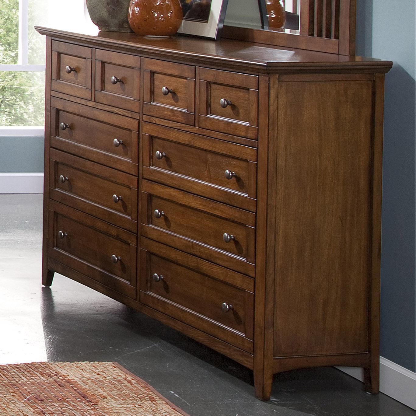 New Classic Logan Dresser - Item Number: 00-100-050