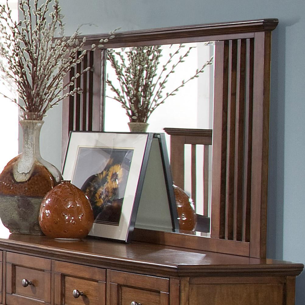 New Classic Logan Dresser Mirror - Item Number: 00-100-060