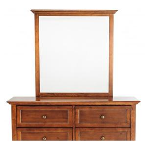 New Classic Logan Youth Dresser and Mirror Set