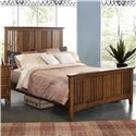 New Classic Logan Full Panel Bed - Item Number: 05-100-415+430