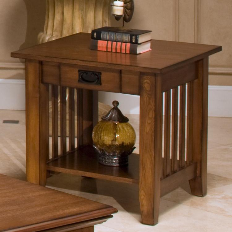 New Classic Logan End Table - Item Number: 30-100-20