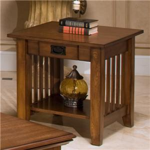 New Classic Logan End Table