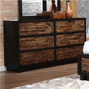 New Classic Makeeda Dresser