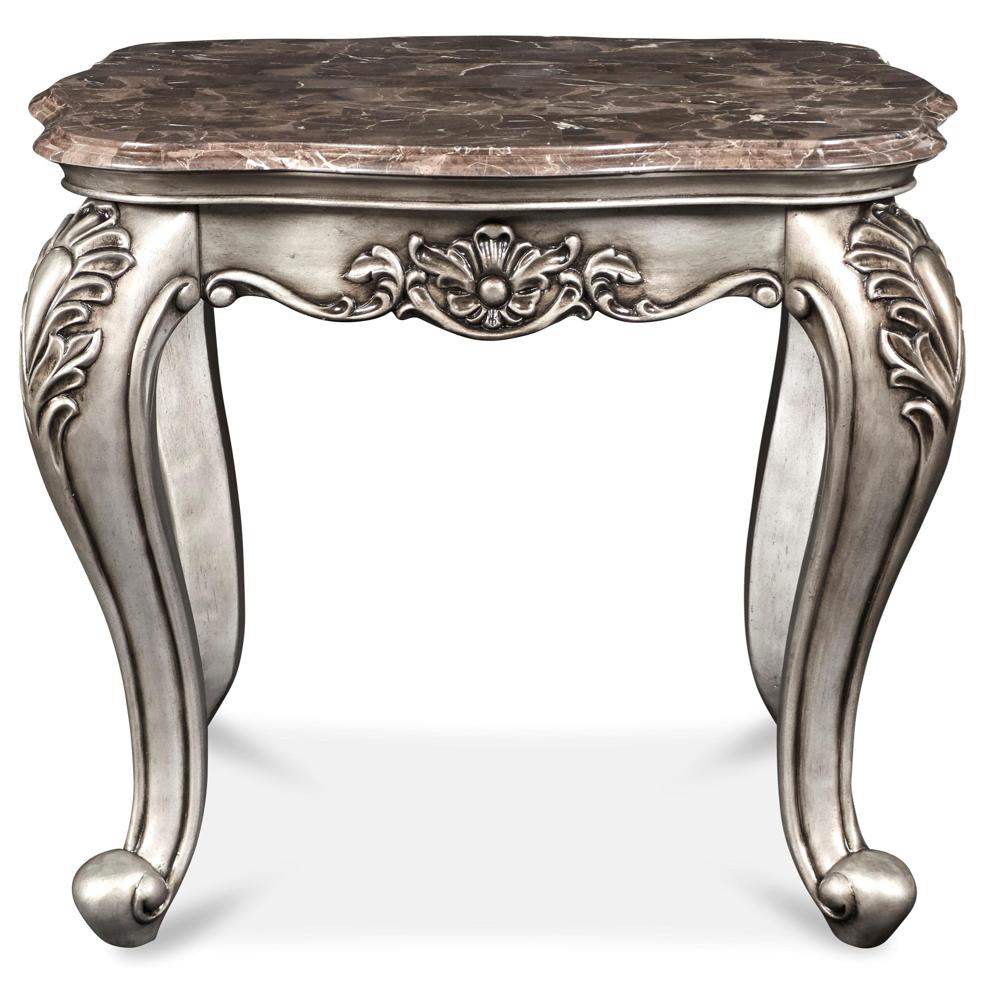 Marguerite End Table at Rotmans