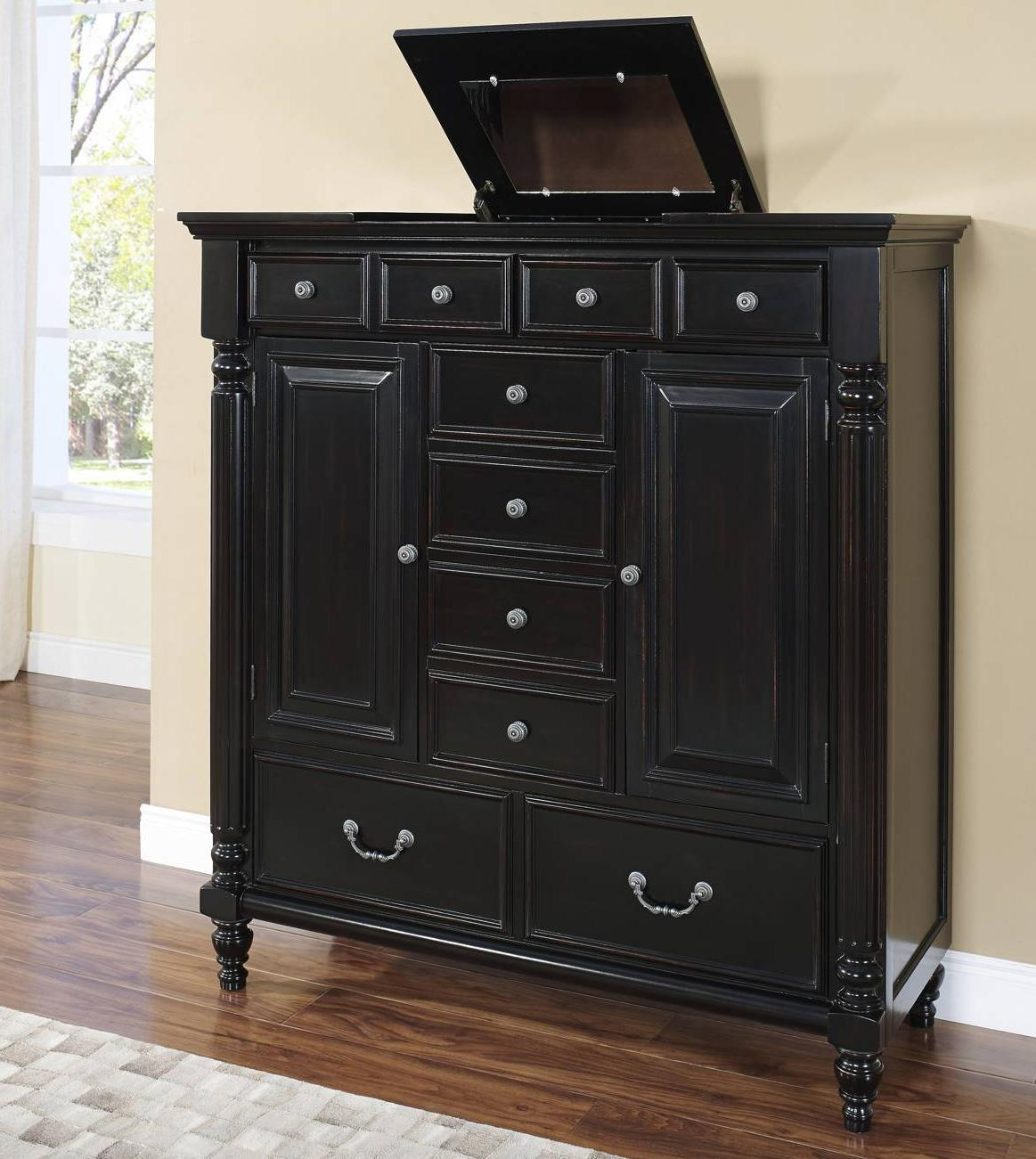 New Classic Martinique Bedroom Transitional Mule Chest With Lift Top Storage Michael 39 S