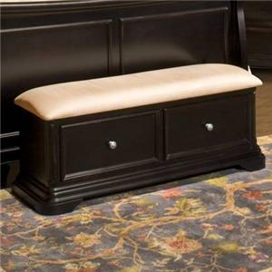 New Classic Maryhill 2 Drawer Bench