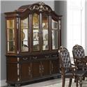 New Classic Maximus China Cabinet - Item Number: D1754-40B + -40T