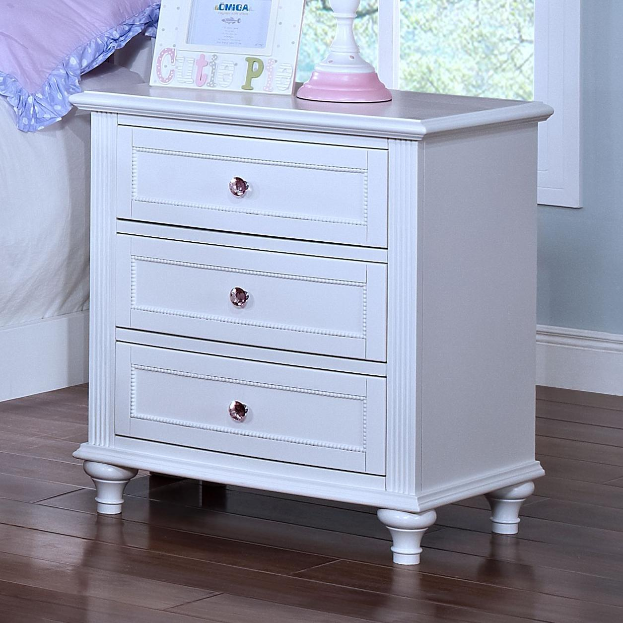 New Classic Megan Nightstand - Item Number: 05-242-042