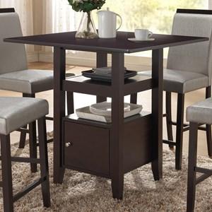 New Classic Natasha Wood Counter Table