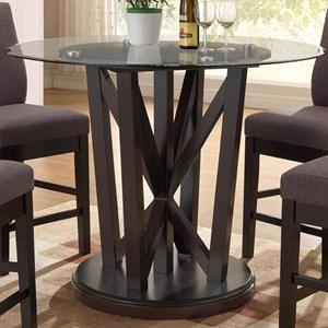 New Classic Natasha Round Counter Table