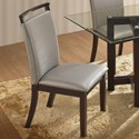 New Classic Natasha Boris Side Chair - Item Number: D3972-21GR