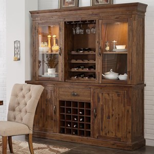 New Classic Normandy China Cabinet