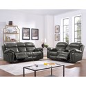 New Classic Paloma Power Reclining Living Room Group - Item Number: L2655 Reclining Living Room Group 2
