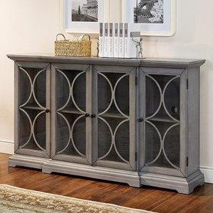 New Classic Paradiso Accent Chest with Four Doors